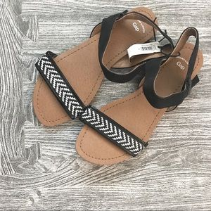 Herringbone Strap Sandal (S1)